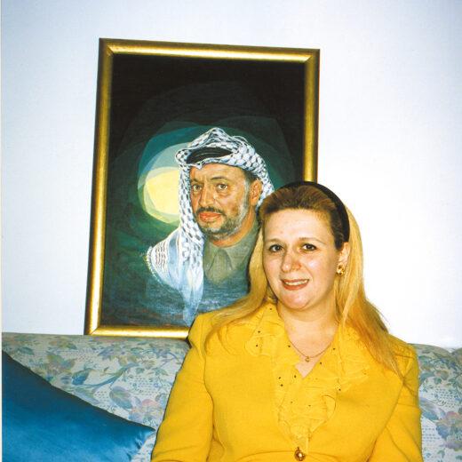 Max in Gaza: Soha Arafat over 'haar Leeuw' en haar contacten met de groten der aarde