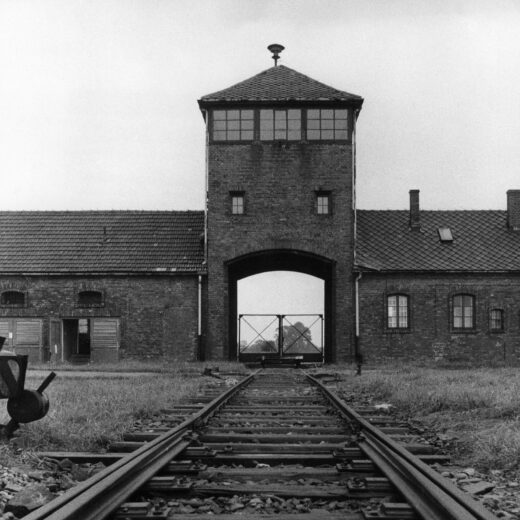 Max van Weezels reportage uit Polen: 'Ik kon Auschwitz nú tenminste gewoon uitlopen'