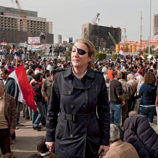 Marie Colvin (1956-2012): glamour in een kogelwerend vest
