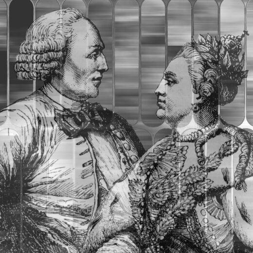 Literaire Kroniek: De vernuftige filosoof en de charmant gewiekste keizerin