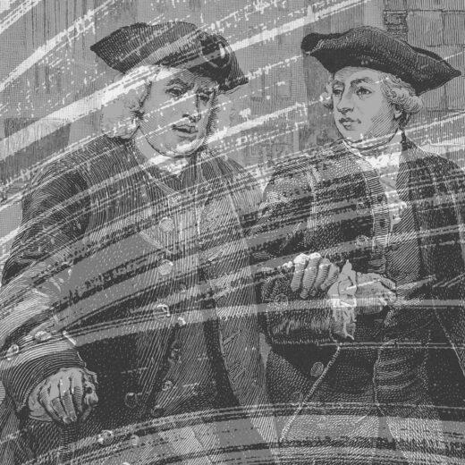 Literaire Kroniek: De club mannen die het gezicht van de achttiende eeuw in Engeland bepaalden