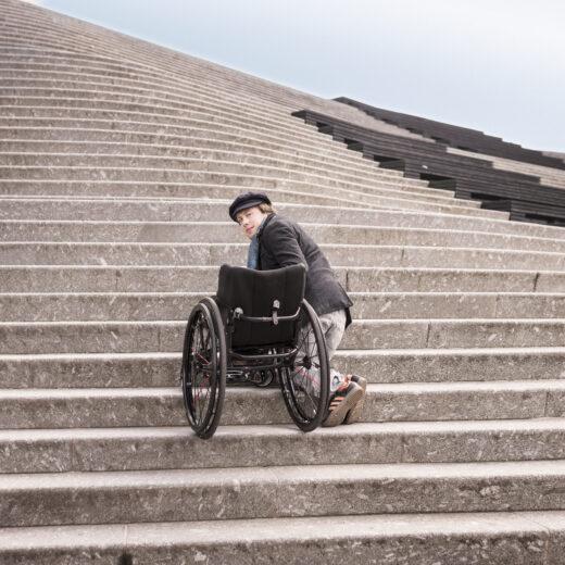 Roadtrip in een rolstoel: hoe vriendelijk is Europa voor mensen met een handicap?