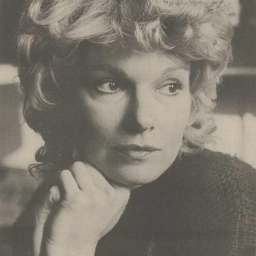 Martine Bijl (1948-2019): 'Ik denk tot vervelens toe in grijzen'