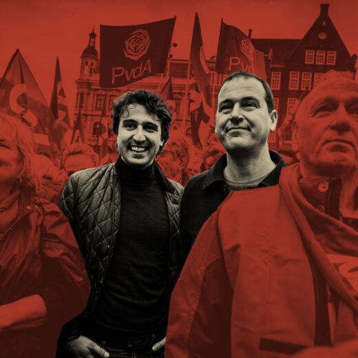 Macht op vrijdag: Als de linkse partijen echt willen regeren, moeten ze één front vormen