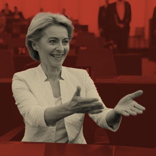 Macht op vrijdag: Hoe Ursula von der Leyen tóch tot Commissievoorzitter werd gekozen