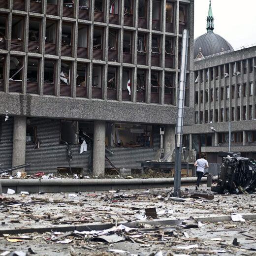 Hoe Anders Behring Breivik voortbouwde op het gedachtegoed van de anti-jihadisten