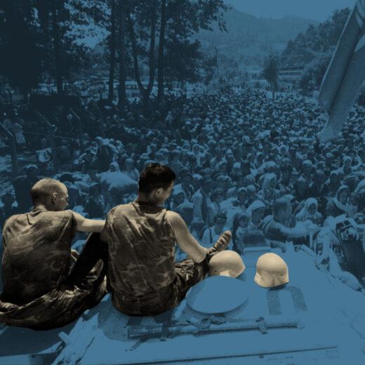 Macht op vrijdag: De Nederlandse aansprakelijkheid voor Srebrenica is geen getal