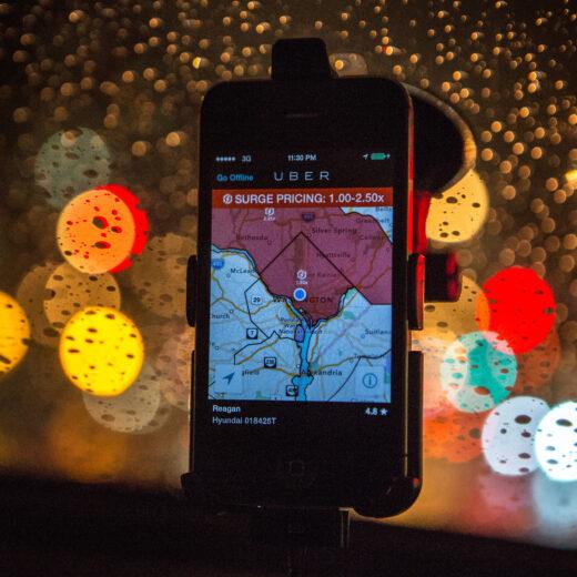 Bij Uber geldt maar één gedachte: groeien tegen elke prijs