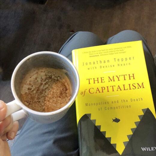 Vijf manieren om het kapitalisme te redden