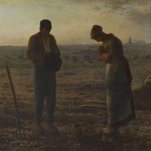 Literaire Kroniek: De vrome boerenschilderijen van Millet als inspiratie voor moderne kunst