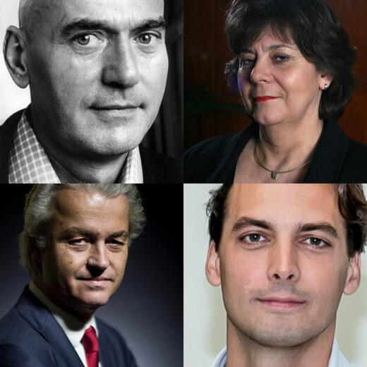 Rechts-populisme is niet op zijn retour, maar hier om te blijven