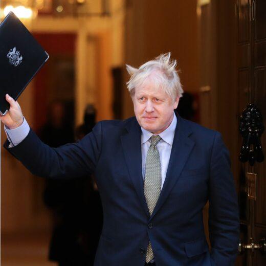 Kortje van Ko: Boris Johnson heeft nog niet gewonnen