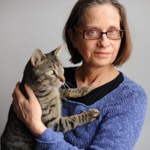 Lydia Davis, koningin van het zeer korte verhaal: 'Gender is vloeibaar, zeker voor een auteur'