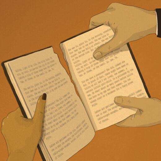 Moeten we literatuur afrekenen op seksisme en racisme - of zijn boeken niets kwalijk te nemen?
