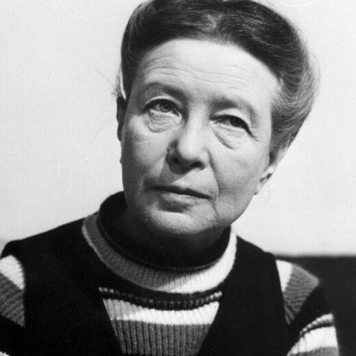 Literaire Kroniek: Simone de Beauvoir, een van de grootste dwarsdenkers uit de vorige eeuw