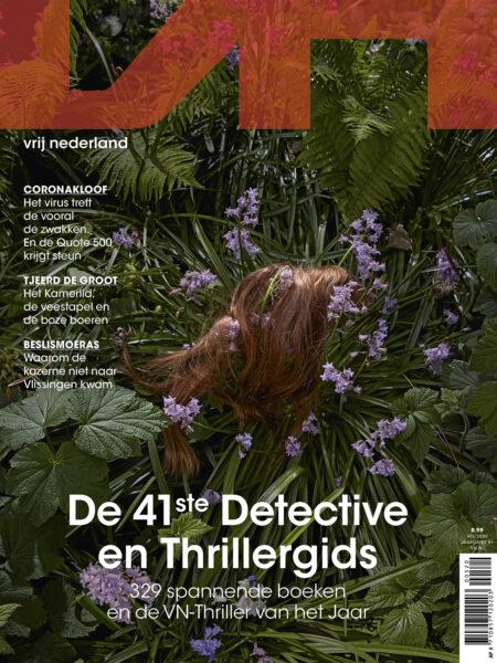 De Vrij Nederland Detective en Thrillergids