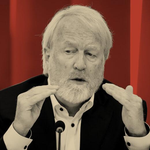 God verhoede dat RIVM-baas Jaap van Dissel de politiek in gaat