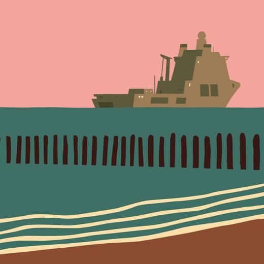 Waarom de marinierskazerne niet naar Vlissingen verhuisde