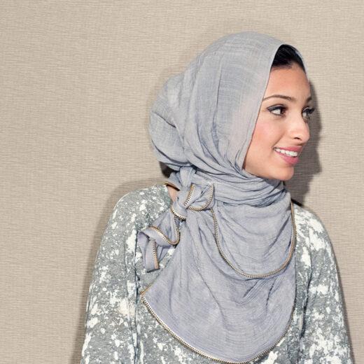 Deze 22-jarige Amerikaanse wil de eerste nieuwspresentator met een hoofddoek worden