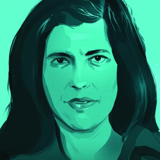 Hoe auteurs als Susan Sontag zichzelf en daarmee ons een spiegel voorhouden