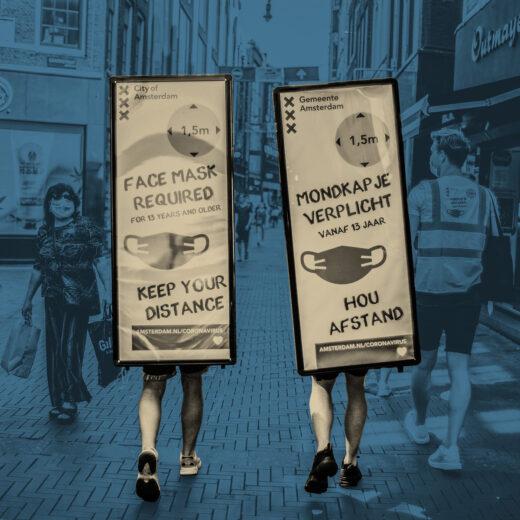 Geen gedoe – dát is de Nederlandse volksaard, zelfs bij pandemieën