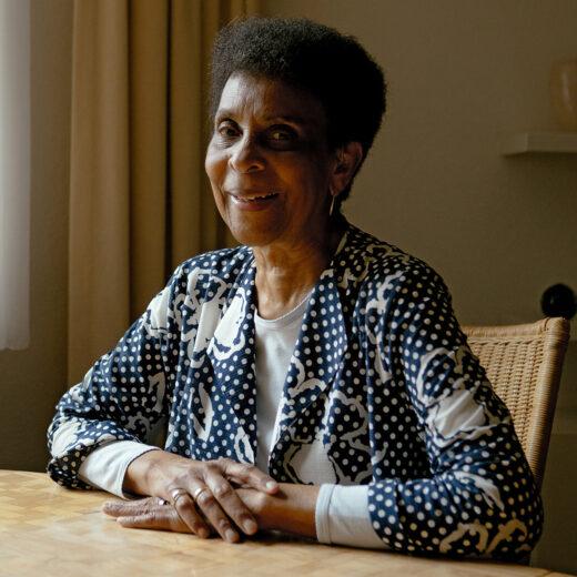 Burgerrechtenactiviste Lois Pot-Mothershed: 'Racisme berooft je van je individualiteit'