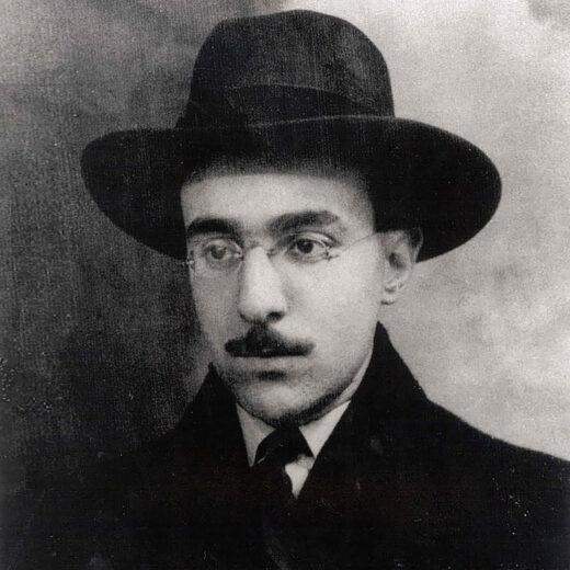 Literaire Kroniek: Fernando Pessoa, een heel legertje zielen in één borst