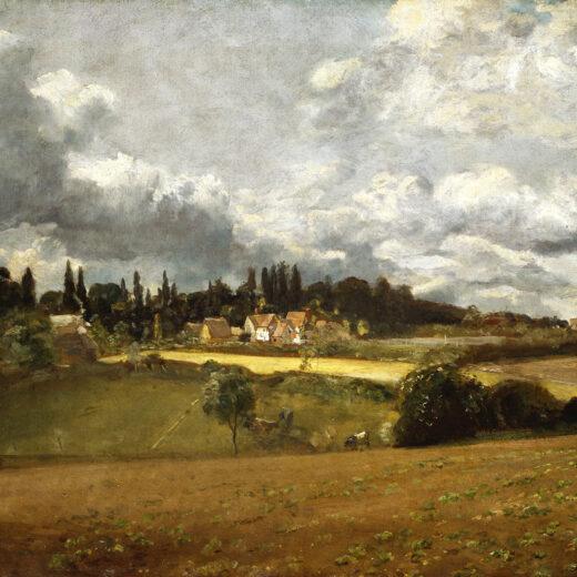 Literaire Kroniek: De twee liefdes van schilder John Constable
