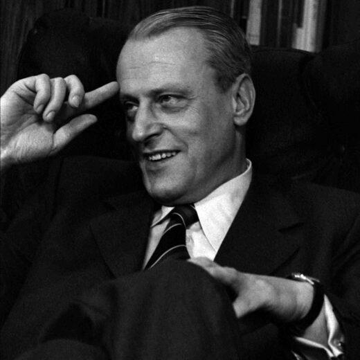 Literaire Kroniek: De jonge, onbezonnen jaren van de later genadeloze W.F. Hermans