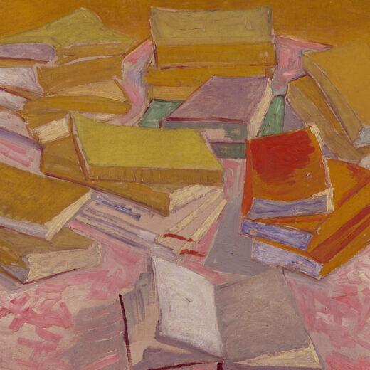 Literaire Kroniek: Voor Vincent van Gogh was inkt net zo belangrijk als verf