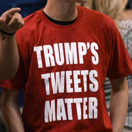 Twitteraccount president Trump opnieuw gehackt