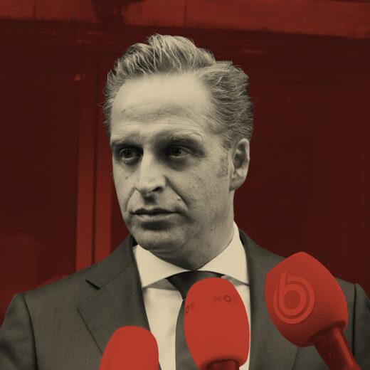 Ook nog eens gedoe binnen het CDA: Hugo de Jonge heeft wel iets beters te doen