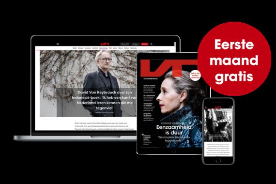 Vrij Nederland Online