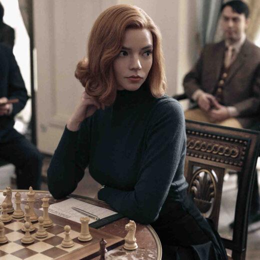 De betovering van The Queen's Gambit: het schaakbord is de wereld