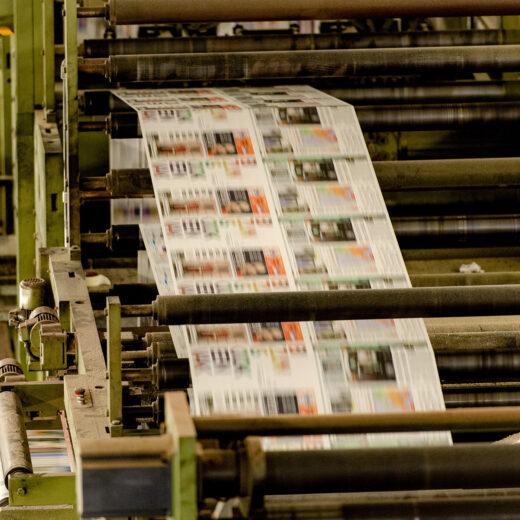 Hoe de laatste twee grote Nederlandse dagbladuitgevers hun zelfstandigheid verspeelden