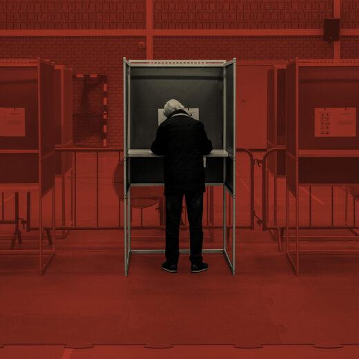 De verkiezingen uitstellen is zo'n gek idee nog niet