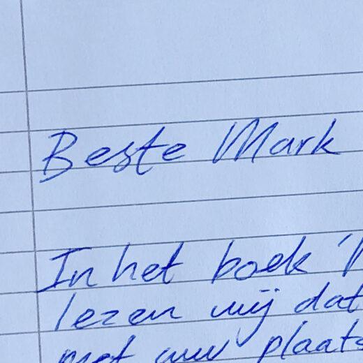 Open brief aan Mark Rutte: 'Zó verovert u die plek in de geschiedenisboeken'