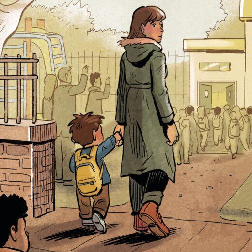 Stripverhaal: 'Onafscheidelijk' door Aimée de Jongh