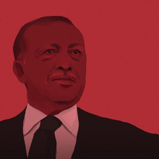Is de arm van Erdogan te lang of die van Den Haag te kort?