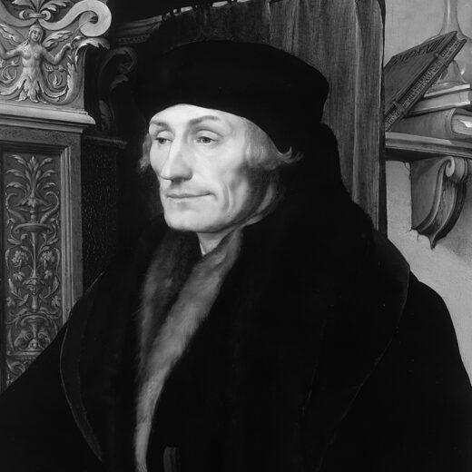 Literaire kroniek: In zijn tijd was Erasmus een ware bestsellerauteur