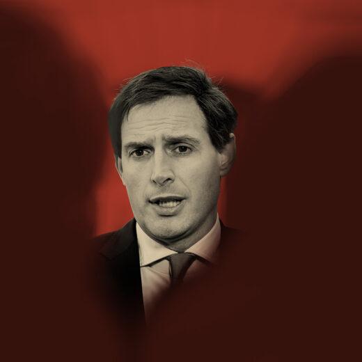 Wopke Hoekstra lijkt alles te kunnen, behalve het taaie ambacht van campagnevoeren