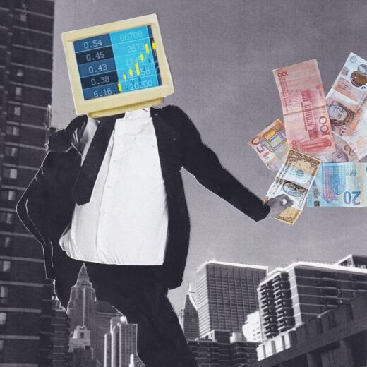 Een bankrekening bij Google: hoe techreuzen het financiële systeem proberen over te nemen