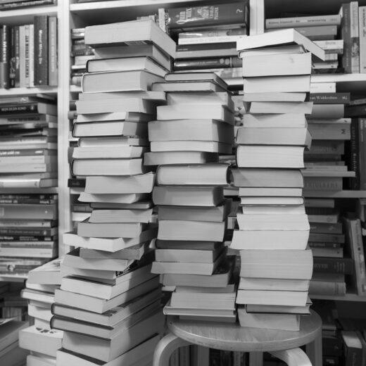 Een lezer kan zich aan een boek hechten zoals aan een mens
