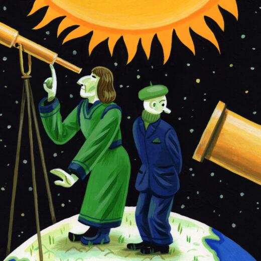 De nieuwe Copernicus: wie heeft het baanbrekende inzicht van deze eeuw?