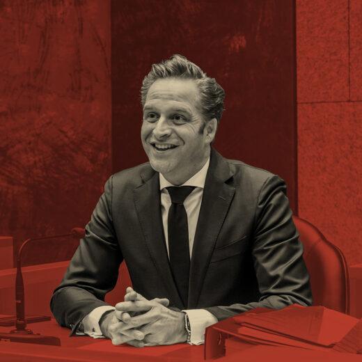 Nu Wopke Hoekstra onder vuur ligt beginnen ze bij het CDA terug te verlangen naar Hugo de Jonge