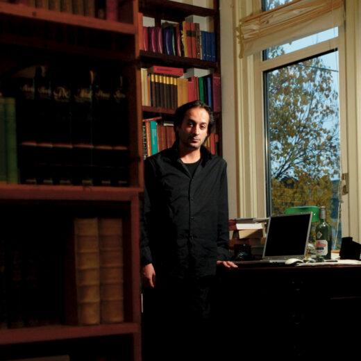 Schrijver Hafid Bouazza (1970-2021): 'Ik ben geen man van mate, maar van extase'