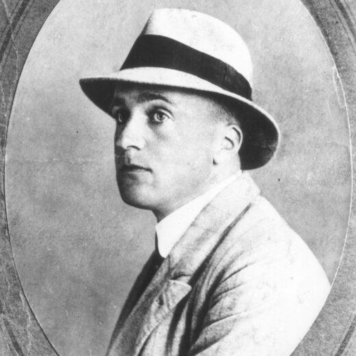 Literaire Kroniek: Nescio, de man die altijd iets miste, maar niet wist wat