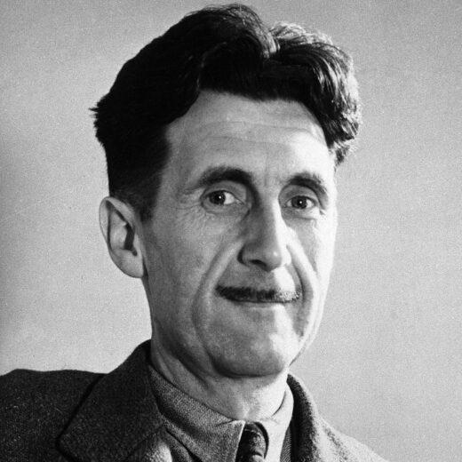 Literaire Kroniek: George Orwell wist hoe de wereld in elkaar zat