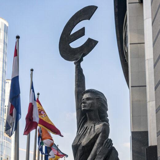 Het pro-Europese geluid is terug 'dankzij de Trumps en Baudets van deze wereld'