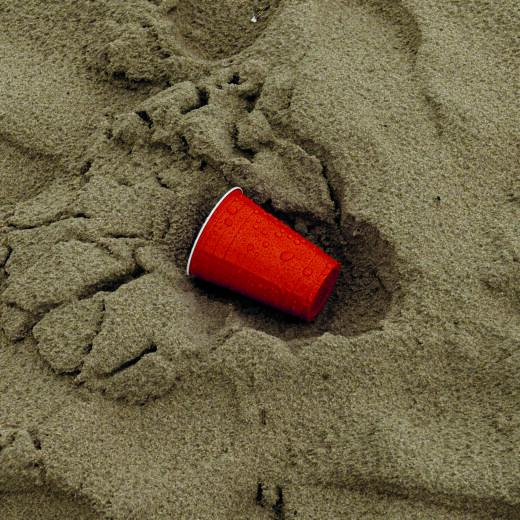 Strandjutten voor een betere wereld: 'Het ergste zijn de zeemeerminnentranen'
